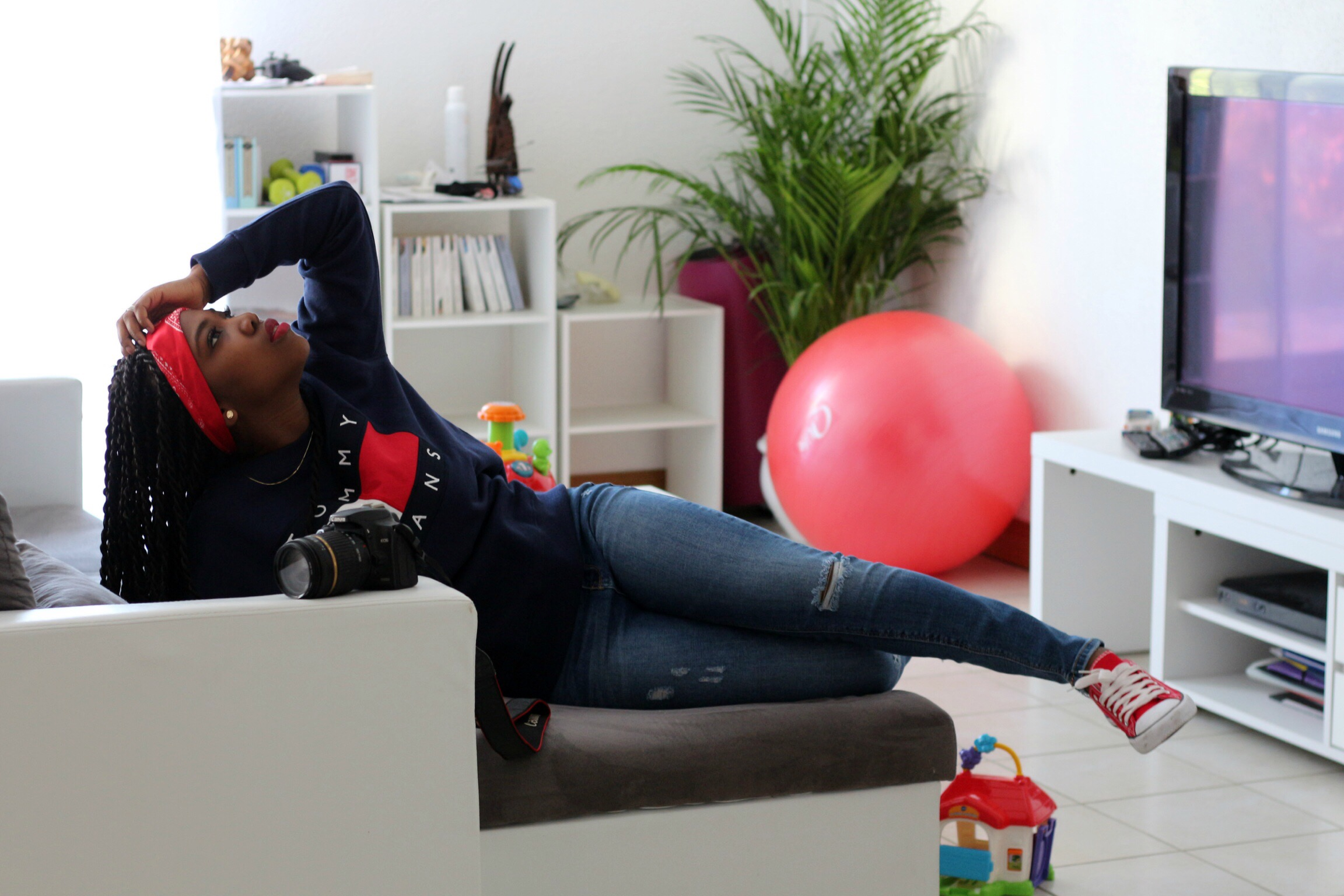 Trysha Gaba - Blogueuse : 90 kids 9