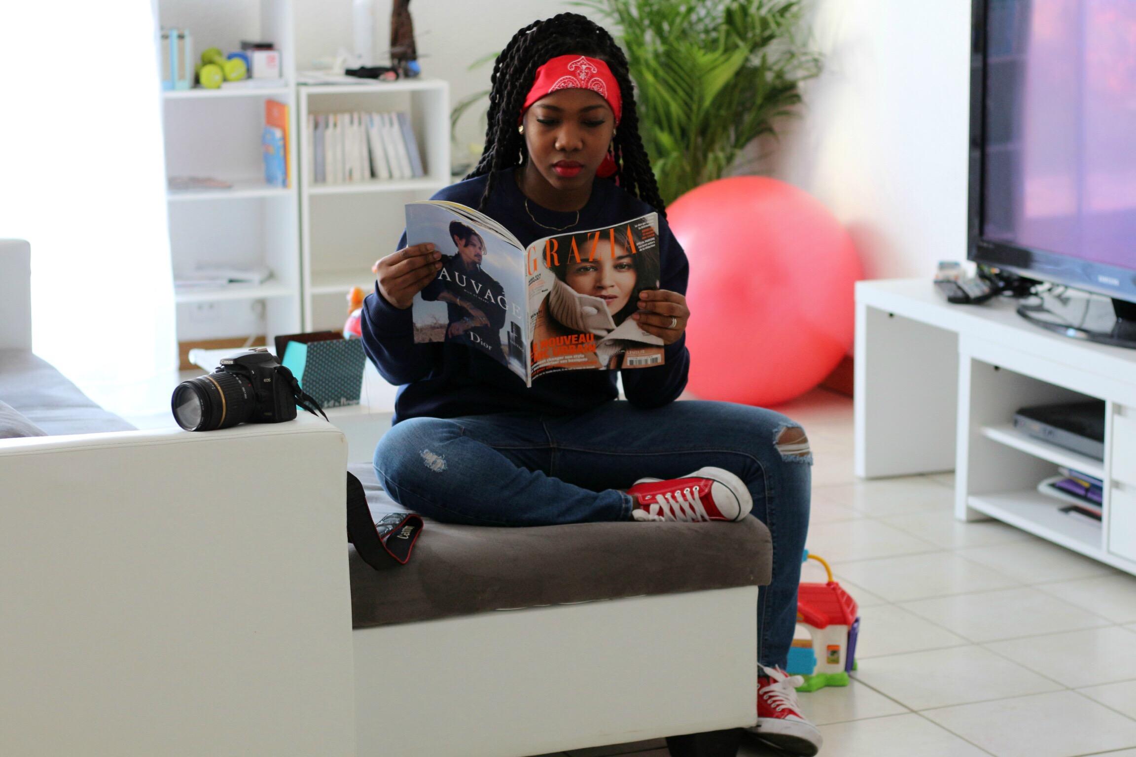 Trysha Gaba - Blogueuse : 90 kids 6