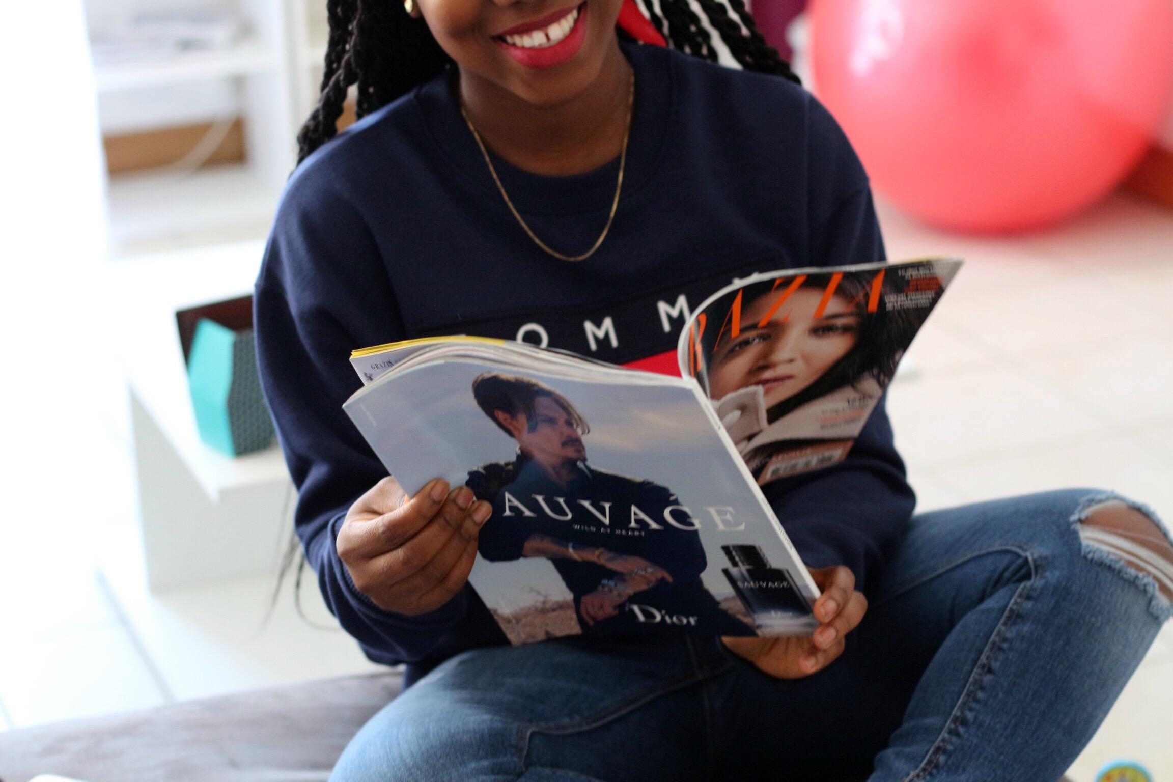 Trysha Gaba - Blogueuse : 90 kids 4