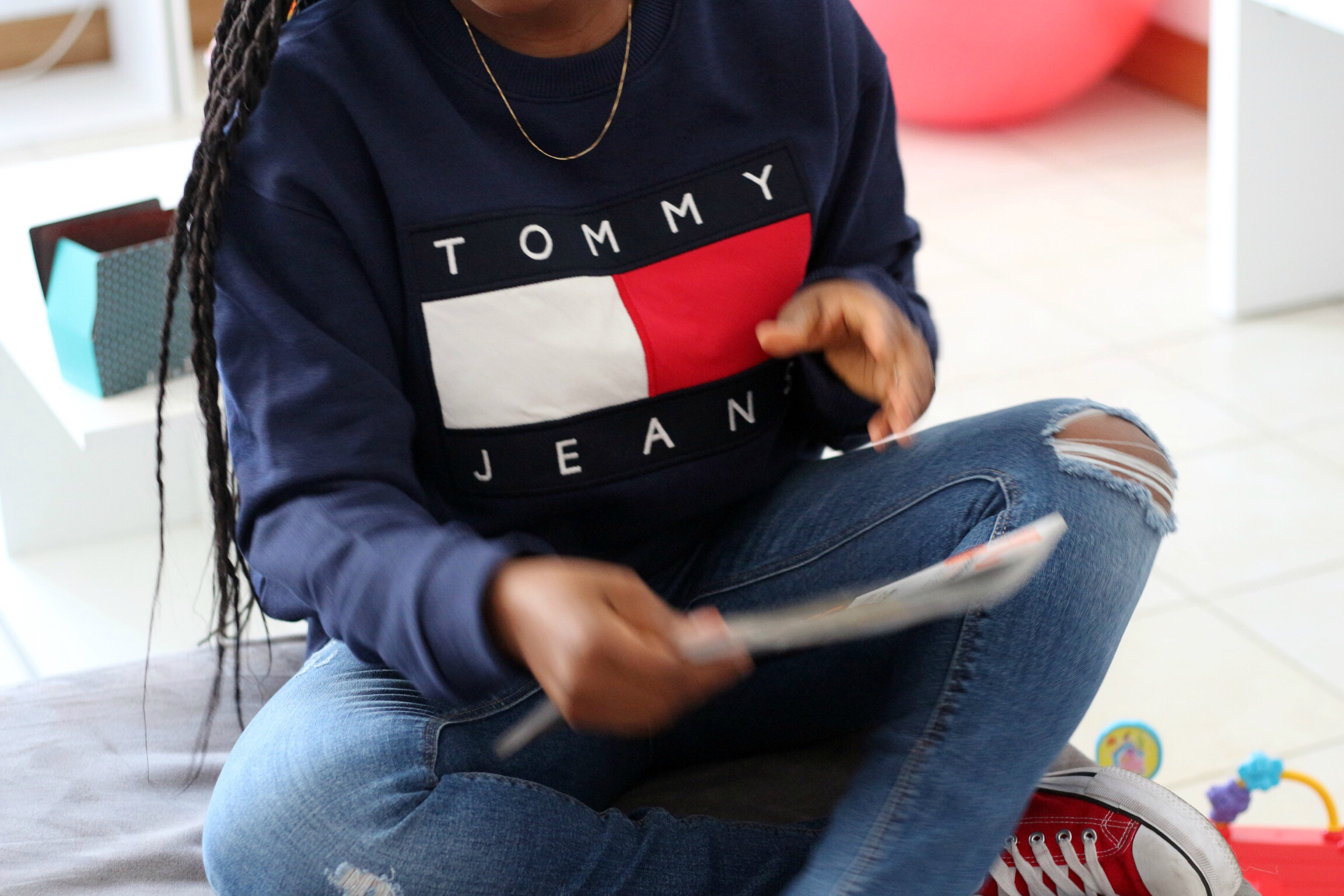 Trysha Gaba - Blogueuse : 90 kids 5
