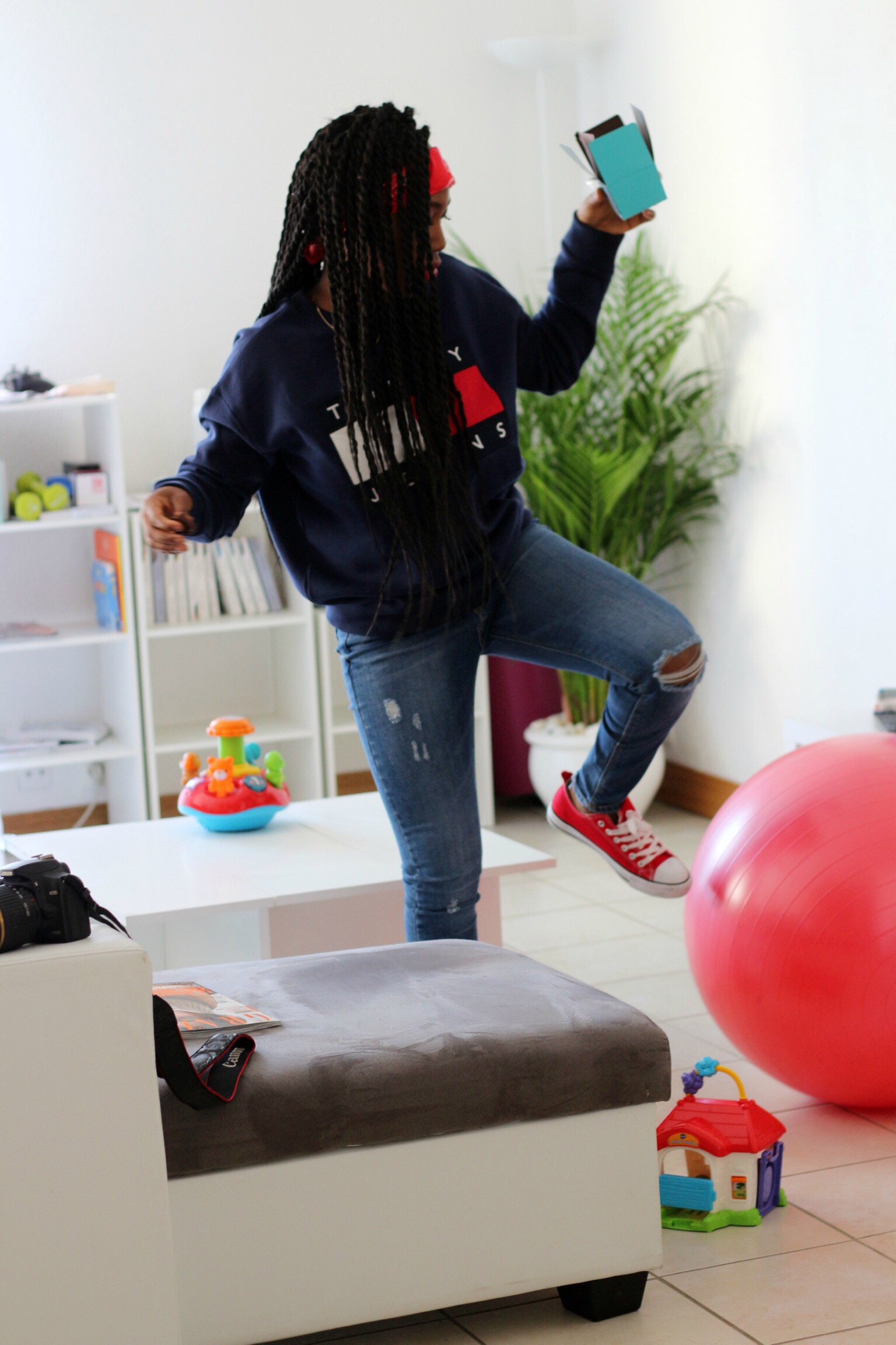 Trysha Gaba - Blogueuse : 90 kids 2