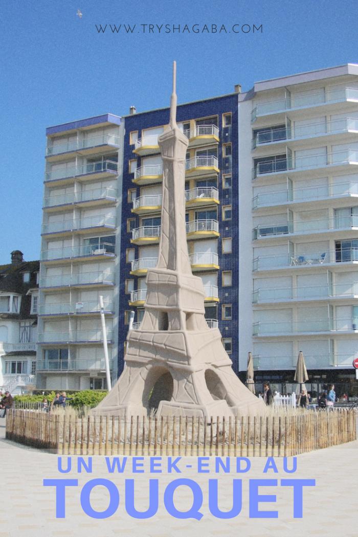 Un week-end au Touquet-Paris-Plage