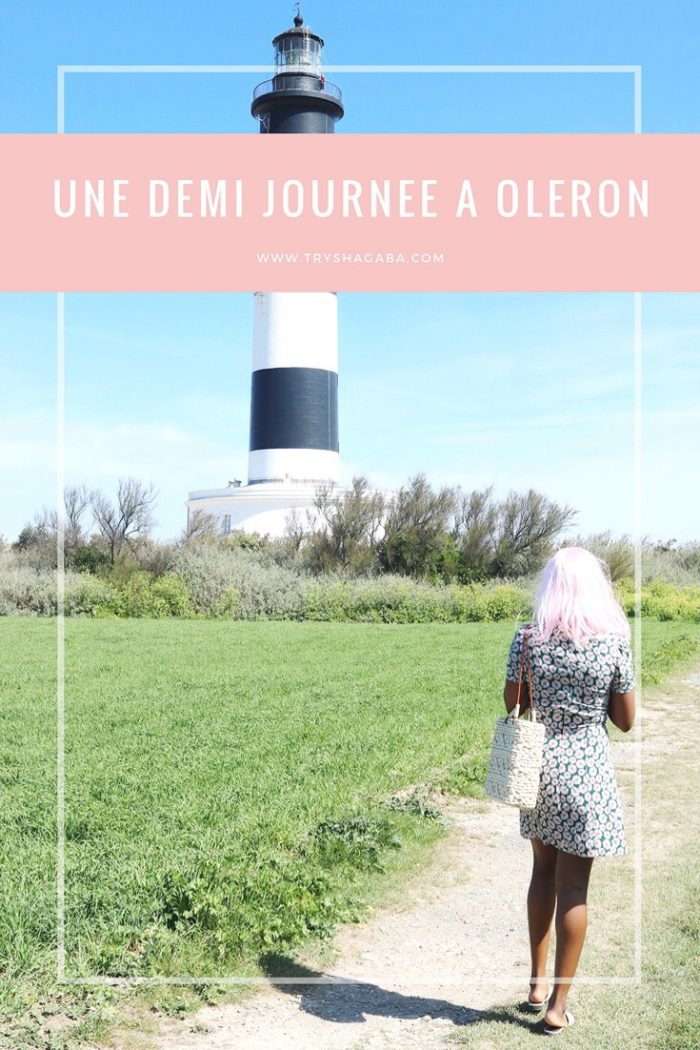 Une demi journée sur l'île d'Oléron