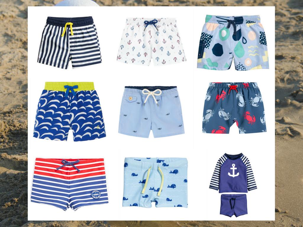 9 jolis maillots de bain de bébé qui me font craquer