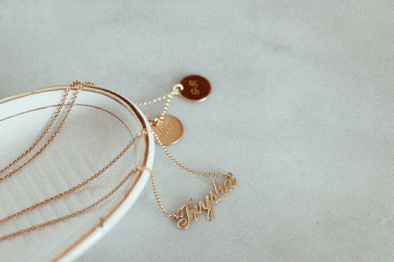 Mes bijoux Onecklace