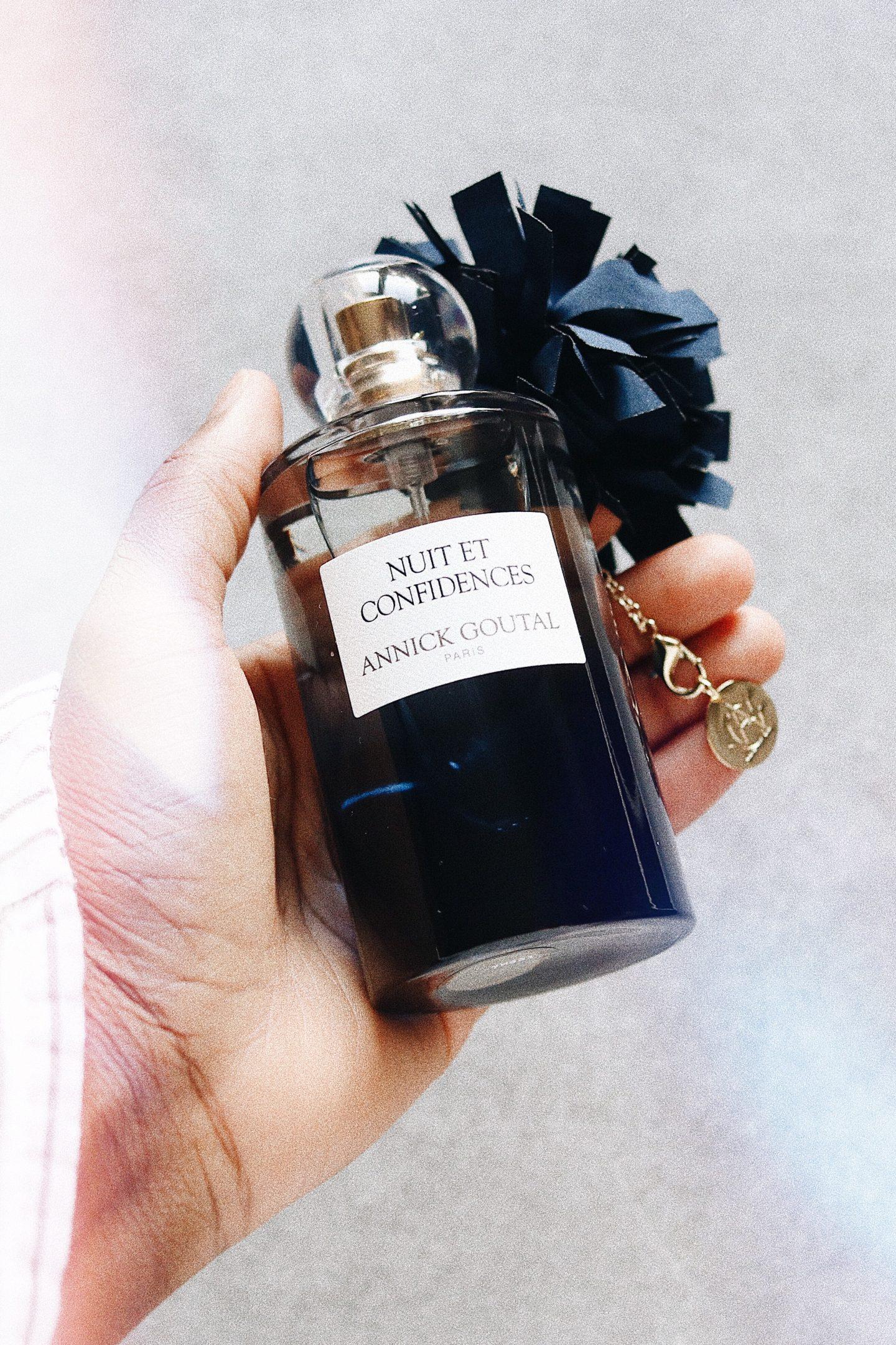 Mon avis sur le parfum Nuit et Confidences d'Annick Goutal