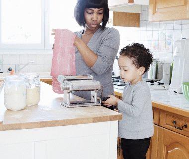 Trysha Gaba - Jouer avec son enfant, ou pas