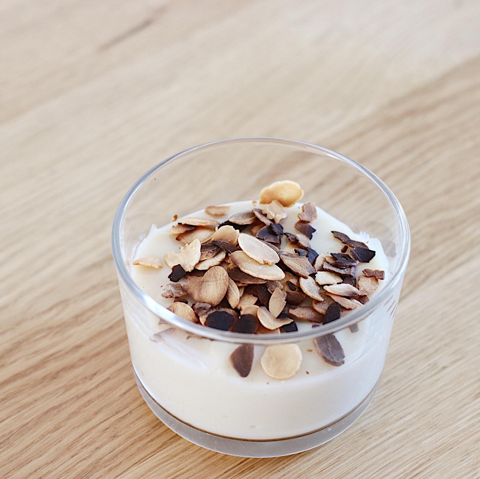Trysha Gaba - Flan libanais à la vanille