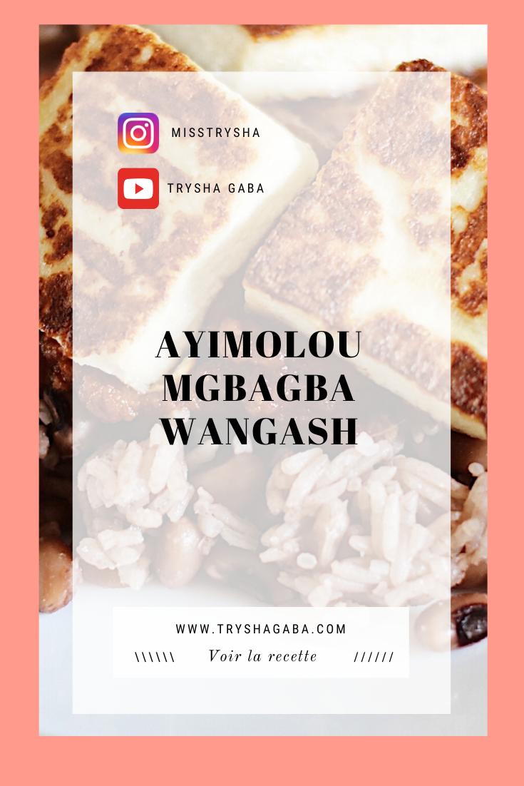 Trysha Gaba - Ayimolou mgbagba wangash