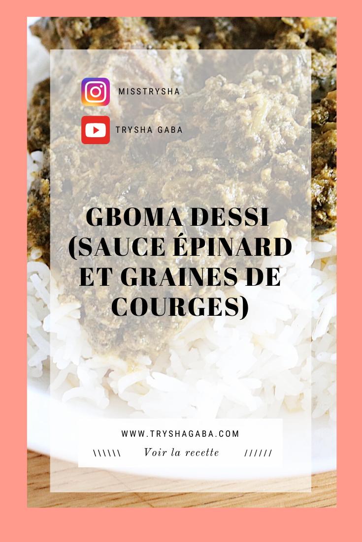 Trysha Gaba - Gboma dessi Pinterest