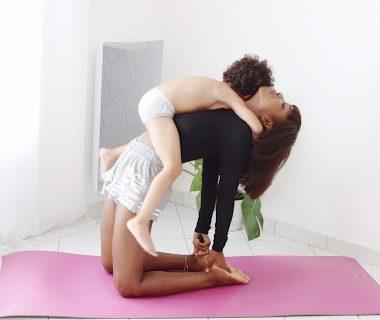 Trysha Gaba - Comment j'ai découvert le yoga