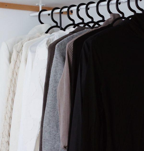 Trysha Gaba - garde robe minimaliste d'automne